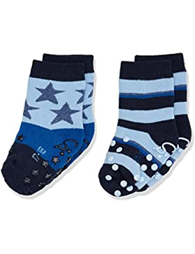 Sterntaler Baby-Jungen Socken Abs-Krabbelsöckchen Dp Sterne