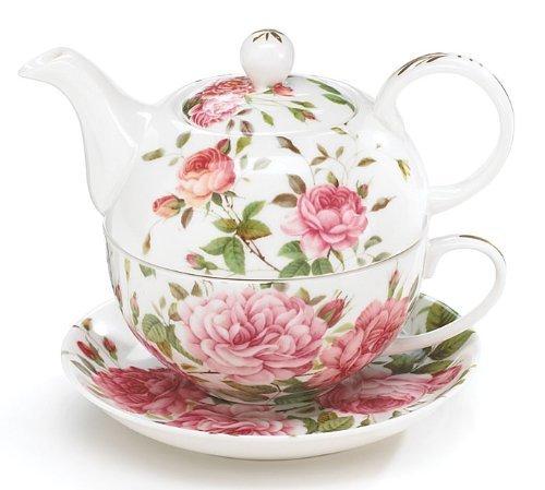 porcelain-rose-tetera-and-teacup-set