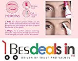 Best Deals - Eye Brow Hair Remover & Trimmer for Women (Battery NoT Included)
