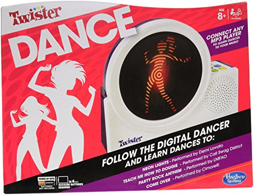 Hasbro Twister Dance Game