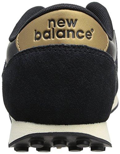 New Balance - U410 D, Sneakers unisex Violett(Azul / amarillo)