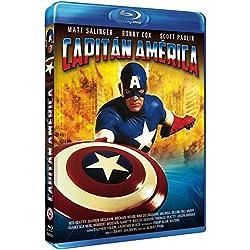 Capitán América [Blu-ray]