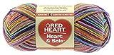 Coats Yarn Red Heart and Sole Yarn, Jellybeans