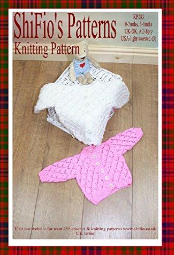 Crochet Pattern - CP120 -  Baby  Boy & Girl or Twin Christening Set - 3-6mths - USA Terminology