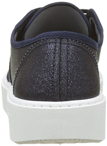 Paillettes Victoria Basket, Sneaker Unisexe - Adulto Blu (marino)