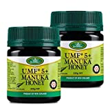 Medibee UMF5+ Manuka honey 250g (Pack of 2)