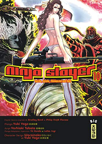 Ninja Slayer Edition simple Tome 10