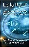 Sternzeichen Skorpion: SO stehen Deine Sterne: Dein Monatshoroskop für September 2018 (Monatshoroskop Skorpion 20180906)