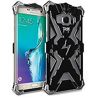 Galaxy S7Edge Étui, S7Étui en métal bord, Cool Ultra Léger en aluminium [antichoc Dropproof] Bumper Coque arrière pour Samsung Galaxy S7bord