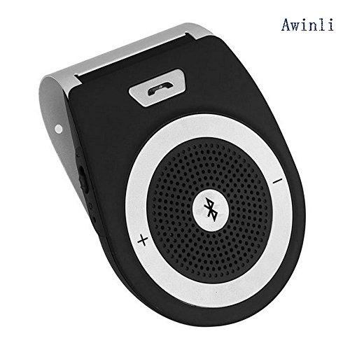 Wireless Bluetooth Car Kit 4.1 Altavoz Para Automóviles De Coches de Sun...