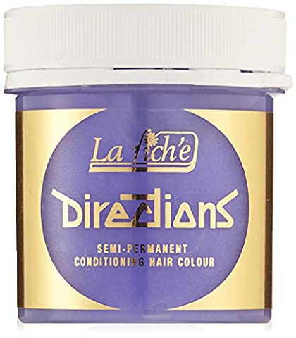 La Riche Directions Unisex Semi Permanent Haarfarbe, white, 1er Pack (1 x 89 ml)