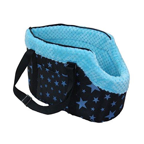 mixse langlebigem Oxford Transportbox Pet Stoff Cat Tasche Hund Schulter Handtasche 3
