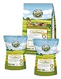 BELLFOR Sparset Nr. 3 Gesundes Hundesnacks: Hundeleckerlies Wiesen-Schmaus + Fleischstreifen Truthahn + Ente