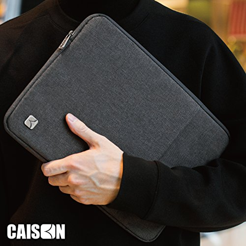 CAISON 14 Zoll Laptophlle Etui Notebook Hlle Tasche fr 14 Notebook Computer Chromebook 135 Microsoft exterior Book 133 HP Pavilion x360 13 14 HP Pavilion 14 14 Lenovo Yoga 710 Hllen
