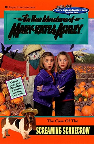 New Adventures of Mary-Kate & Ashley #25: The Case of the Screaming Scarecrow: (The Case of the Screaming Scarecrow)