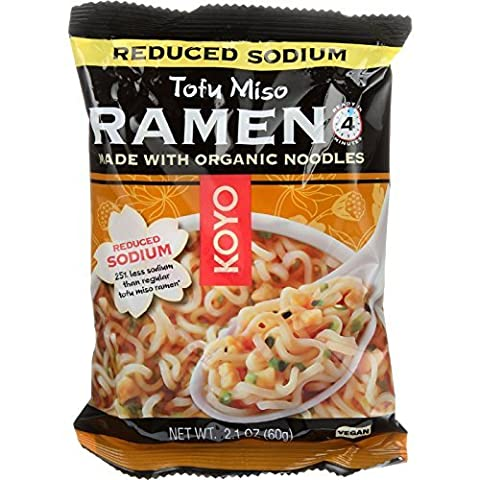 Koyo Ramen - Organic - Tofu Miso