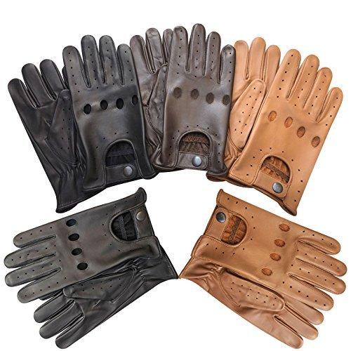 prime-gants-de-conduite-sans-doublure-en-cuir-souple-veritable-502-n-noir-marron-brun-noir-small