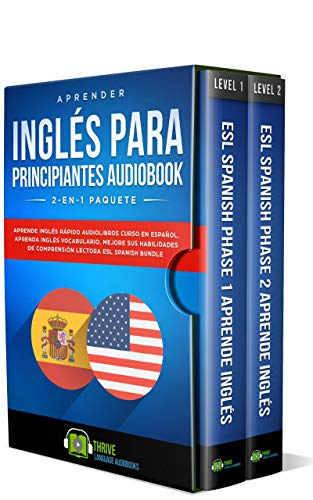 Aprender Inglés para Principiantes 2-en-1 Paquete: Aprende Inglés ...