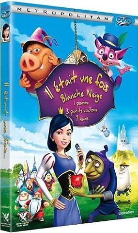 Livre Anime Blanche Neige - IL ETAIT UNE FOIS BLANCHE NEIGE, 1
