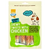 Best Dog Chew Treats - Good Boy Chewy Twisters With Real Chicken 90 Review