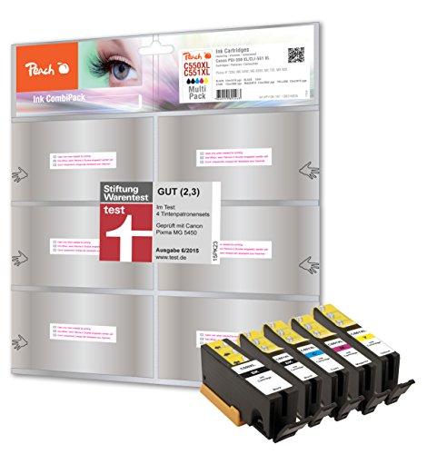 Peach 316835 cartucho de tinta - Cartucho de tinta para impresoras (Negro,...