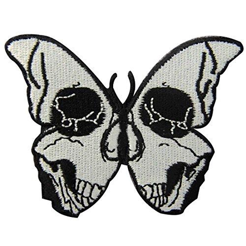 Parche termoadhesivo para la ropa, diseño de La mariposa del...