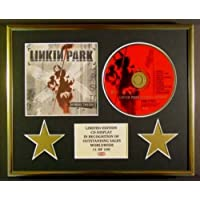 LINKIN PARK/CD Display/Edicion Limitada/Certificato di autenticità/HYBRID THEORY