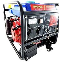Generatore di inverter HP5100i Generatore di benzina con chiave di batteria Generatore di avviamento da Horti Power - Trova i prezzi più bassi
