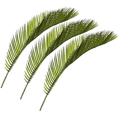 Set aus 3, 41 cm, Cycas Palmenblättern-Deko-Blätter