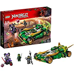 Lego Ninjago (IT - Nightcrawler Ninja,, 70641