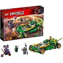 LEGO Ninjago - Reptador ninja nocturno, única (70641)