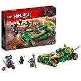 LEGO Ninjago 70641 - Lloyds Nachtflitzer, Unterhaltungsspielzeug - LEGO