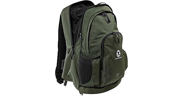 Bagobago zaino da viaggio e sgabello combinazione green: amazon.it