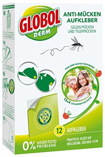 Globol 81855188 autocollants anti moustiques, blanc
