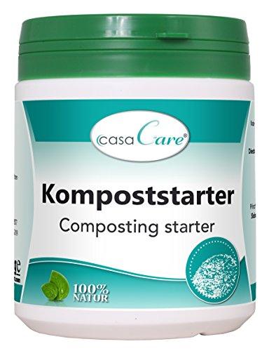 cdVet Naturprodukte casaCare Kompoststarter 500g -