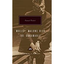 Samuel Beckett Trilogy: Molloy, Malone Dies and The Unnamable