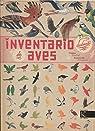 Inventario ilustrado de aves par Aladjidi