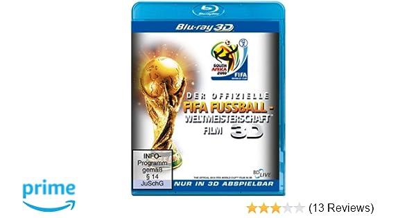 Der offizielle FIFA Fussball-Weltmeisterschaf 2010 Film Blu-ray 3D ...