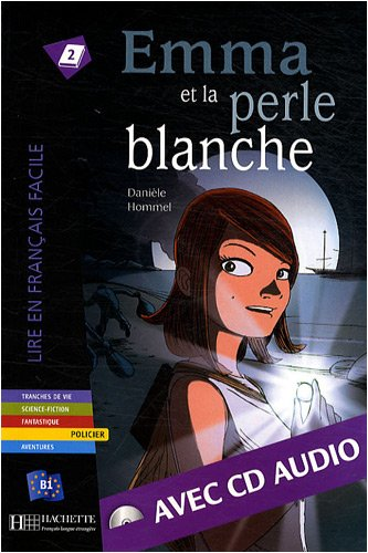 Emma Et La Perle Blanche Livre Cd Audio Lire En