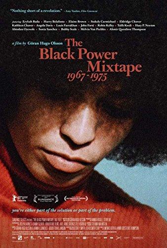 The Black Power Mixtape 1967-1975 Movie Poster (27,94 x 43,18 cm)