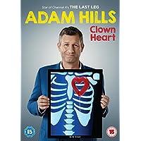 Adam Hills -  Clown Heart - Live