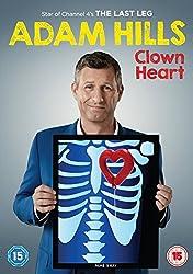 Adam Hills -  Clown Heart - Live [DVD] [2017]