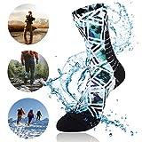 WATERFLY wasserdichte Ultraleichte Atmungsaktive Socken für Männer und Frauen Unisex Sport Klettern Trekking Wandern Camping Angeln Socken