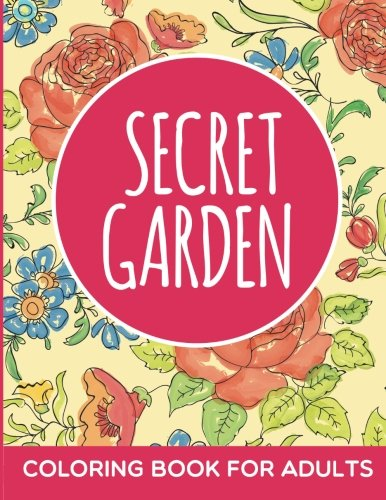 Secret Garden Coloring Book for Adults
