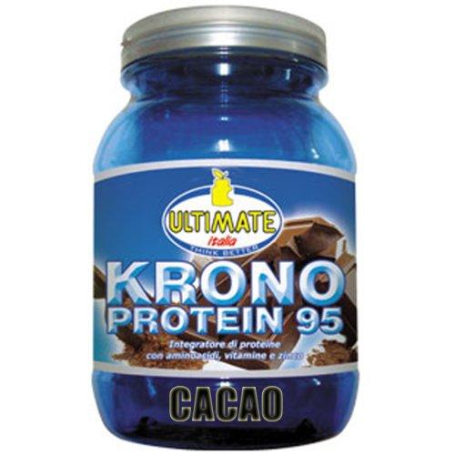 Ultimate Italia Krono C Protein 95 Mix Di Proteine - 1000 gr