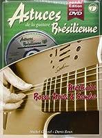 Méthode Bossa & Samba Méthode en solfège et en tablatures idéale pour aborder la guitare bossa samba dans de bonnes conditions. Elle étudie en détail les astuces et les styles des plus célèbres guitaristes brésiliens.