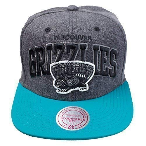 Mitchell ness casquette & board walk vancouver grizzlies