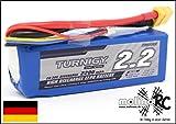 **** Turnigy LiPo-Pack 3S 11,1V 2200mAh 20-30C **** Top Seller Akkus jetzt aus BRD