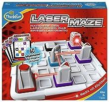 Laser Maze(TM): Navigiere den Laser durch das Spiegellabyrinth!