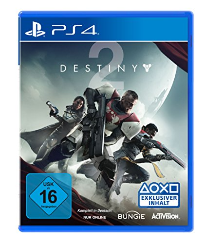 Destiny 2 - Standard Edition - [PlayStation 4] (Spiel Destiny Das)